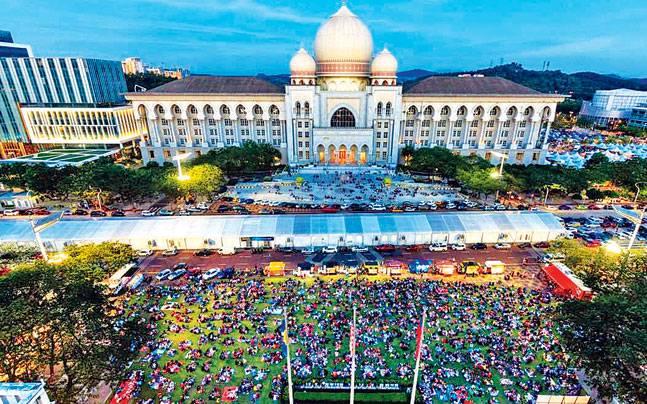Eid in Malaysia