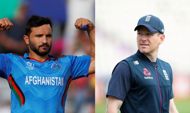 England vs Afghanistan World Cup 2019 Match 24, Live Streaming, Preview, Teams, Results