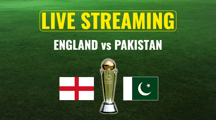 England vs Pakistan World Cup 2019: Match 6 Live Streaming
