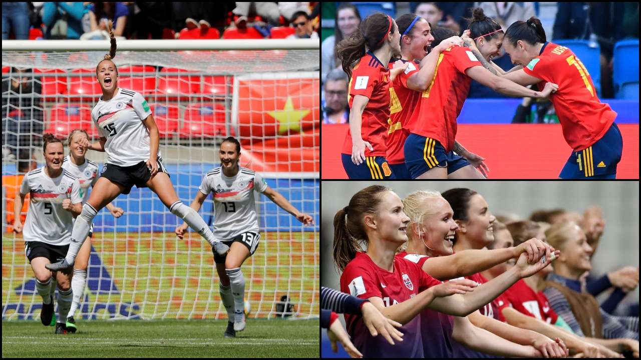 FIFA Women's World Cup 2019: Germany vs Spain, Match 15, Preview, Prediction, Result