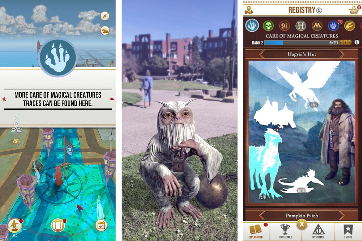 Harry Potter - Wizards Unite: Gameplay, Release Date And Everything You Need To Know