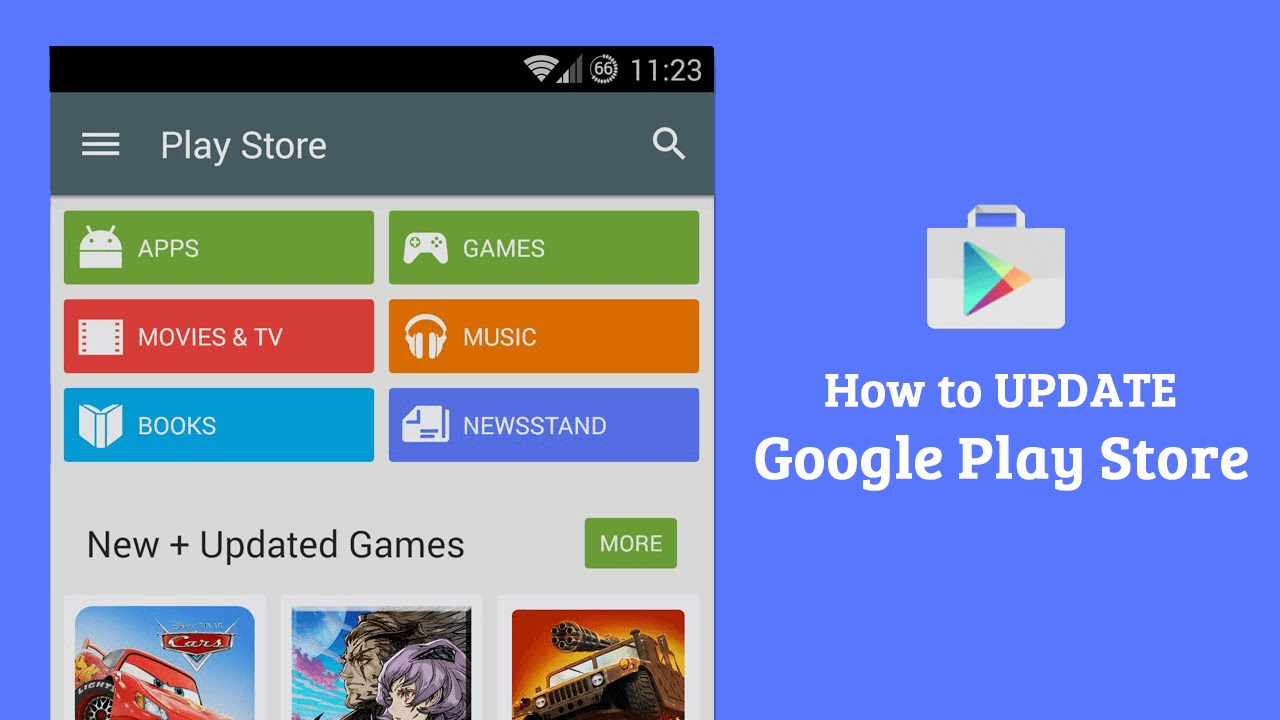 Here Is How To Manually Update Google Play Store To The Latest Version