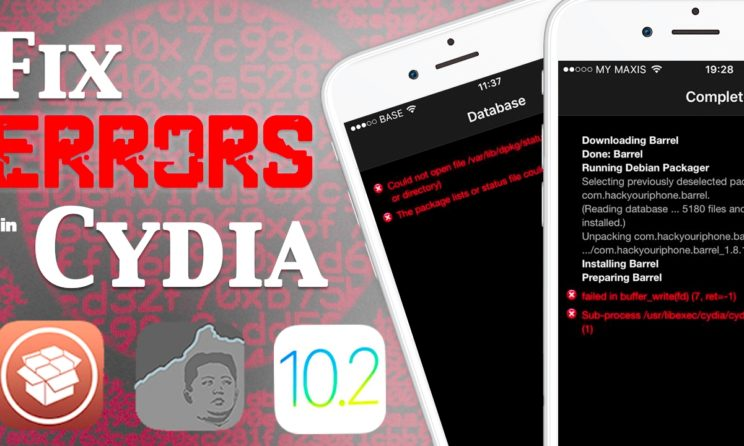 Here Is The Guide To Fix Common Cydia Problems With Electra iOS Tool