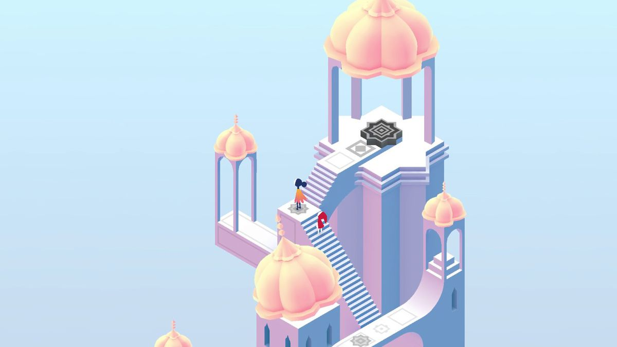Here Is Why Monument Valley Is So Addictive And Famous