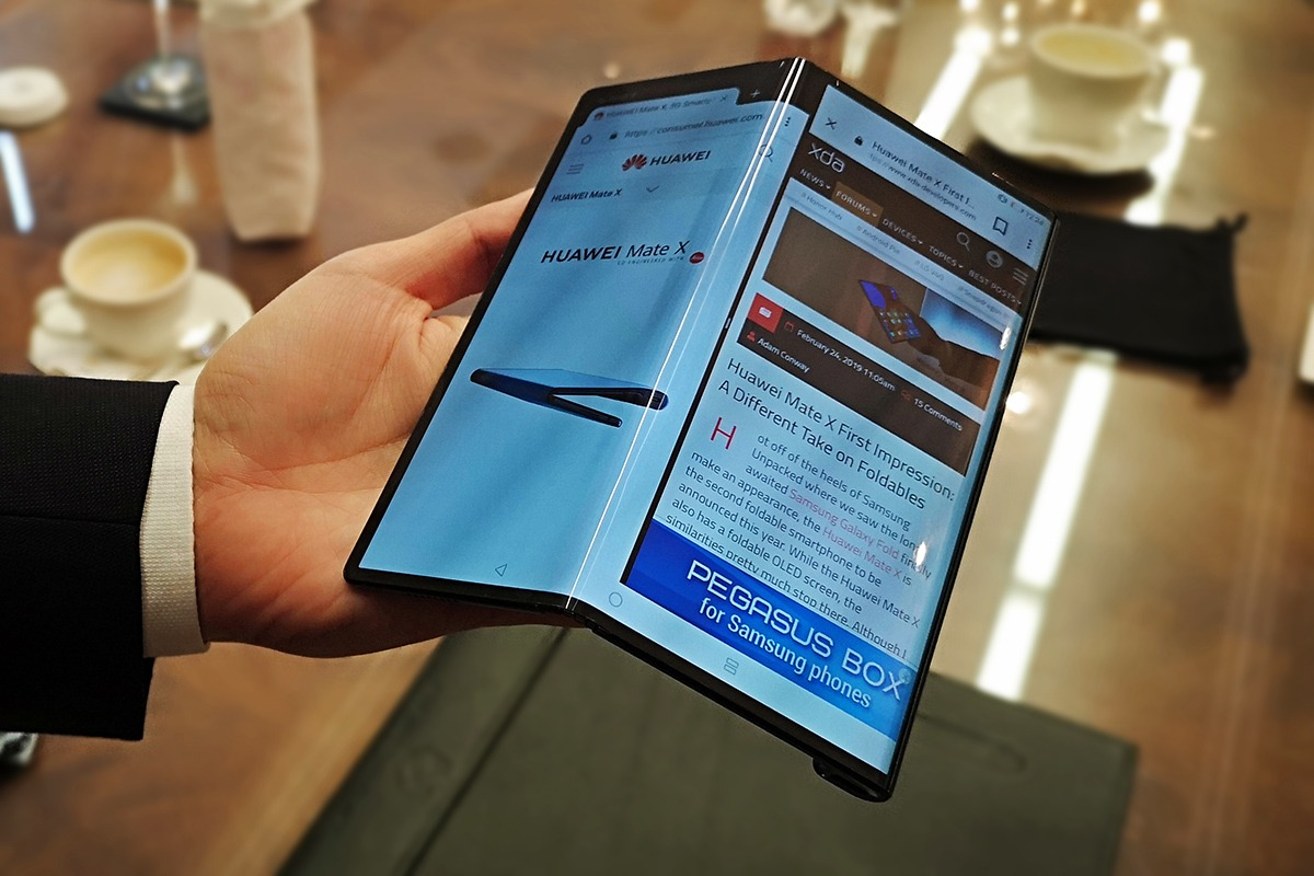 Huawei Mate X: Latest News, Release Date, Reviews And Other Concerns