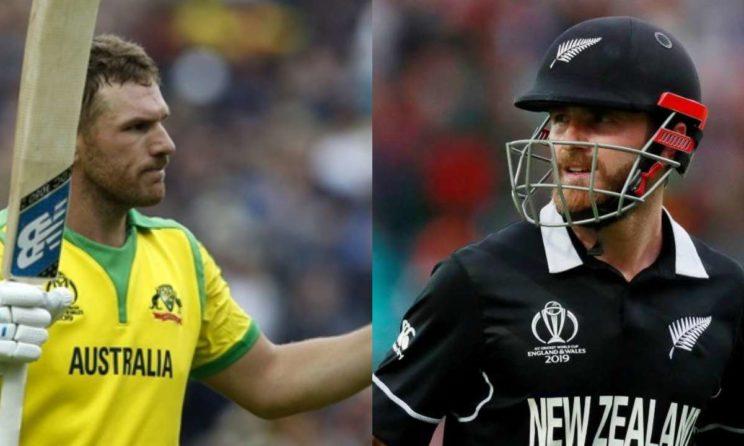 ICC Cricket World Cup 2019 New Zealand vs Australia