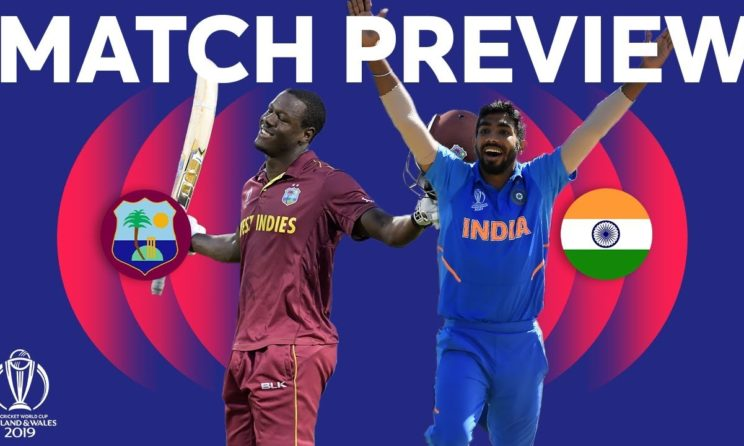 ICC World Cup 2019: India vs West Indies In Manchester, Both Teams Eyeing For Win