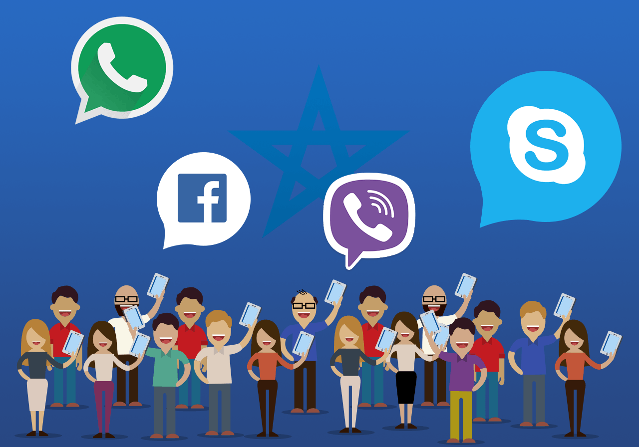 IMO vs Skype vs WhatsApp: Which Is The Best Social Messaging Application?