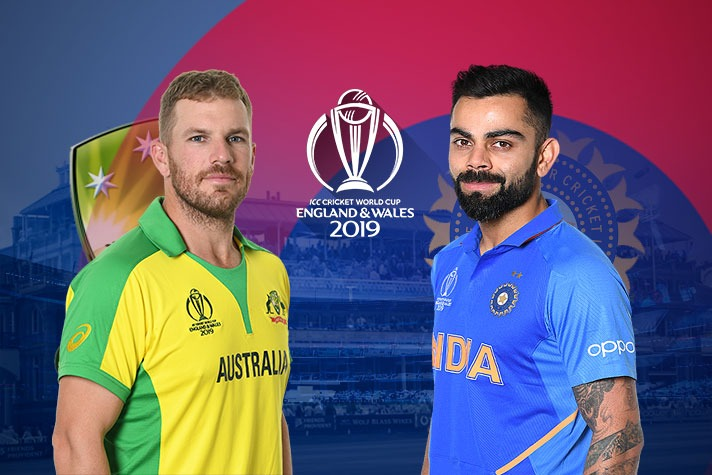 India vs Australia World Cup 2019: Match 14, Live Streaming, Preview, Teams, Results