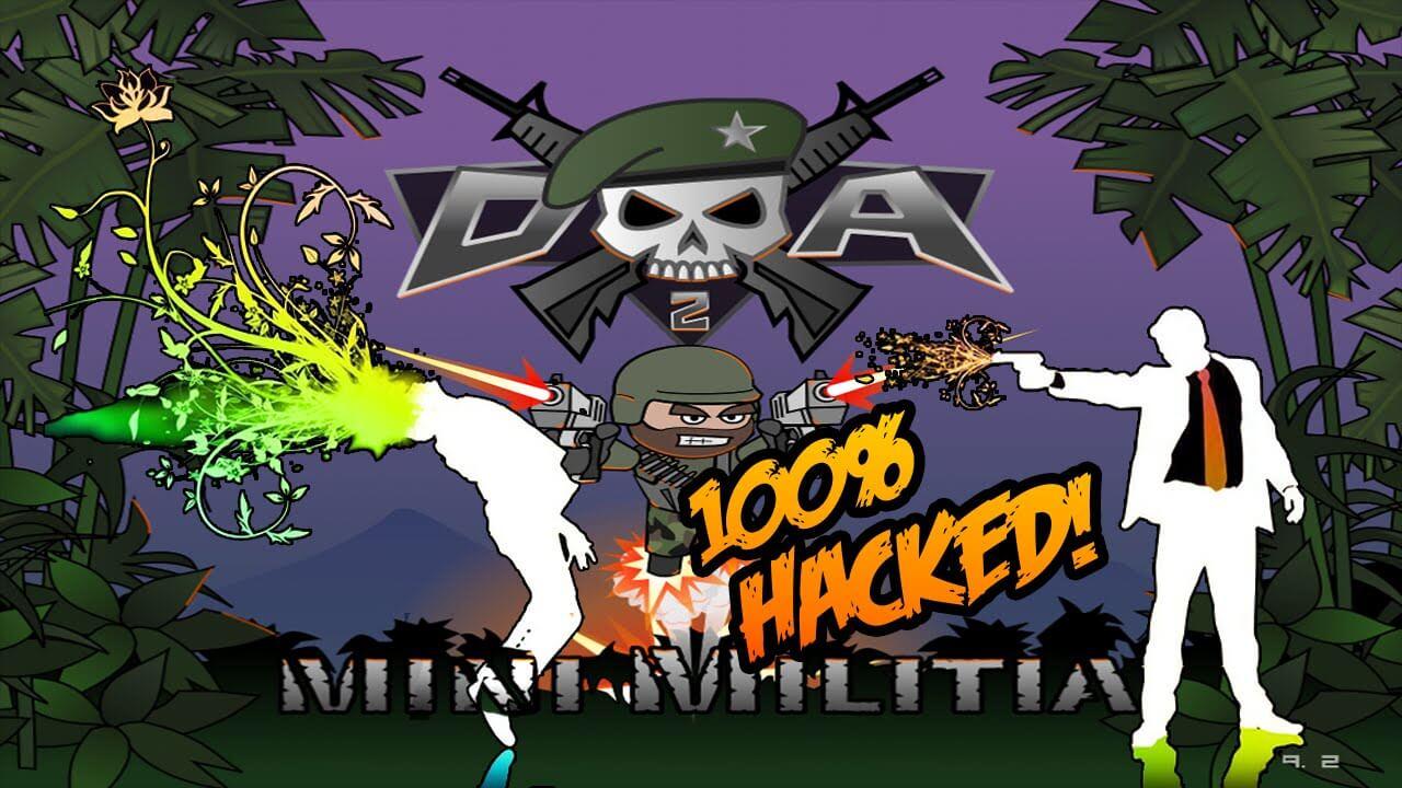 Mini Militia: Awesome Hacks, Cheats, Mods And Free Pro Pack