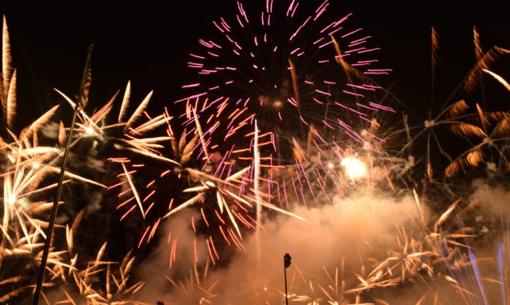 More Than 25000 Fireworks Recalled After Young Boy Loses Hand