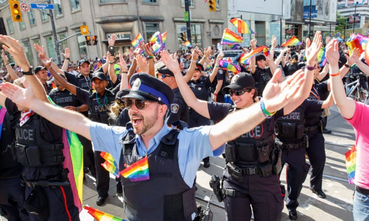Pride Toronto Weekend 2019 Begins, Parade Scheduled For Sunday
