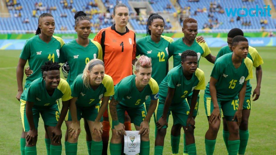 South Africa women's national football team