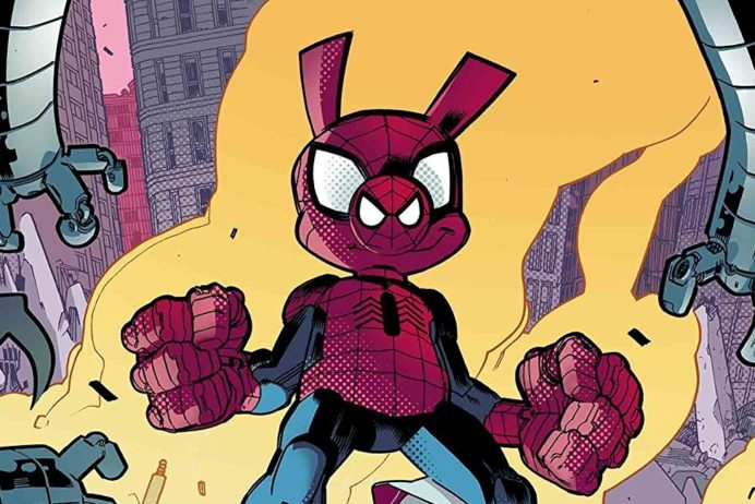Spider Man Annual #1: Peter Porker, The Spectacular Spider-Ham Comic Book Review