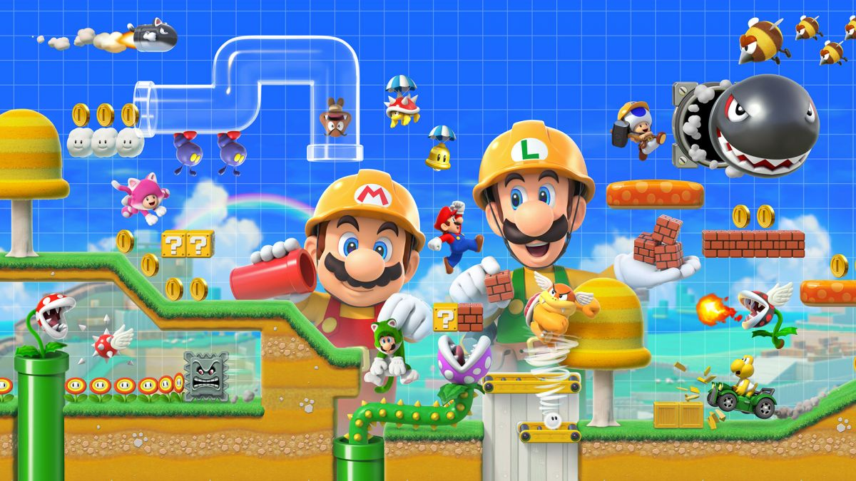 Super Mario Maker 2 Review: The Complete Package To Create, Discover, And Play