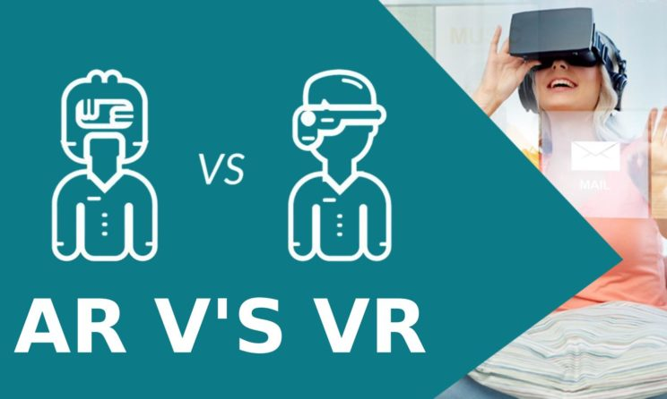 VR vs AR (Virtual Reality vs Augmented Reality): What Is The Difference Between The Two Technologies?