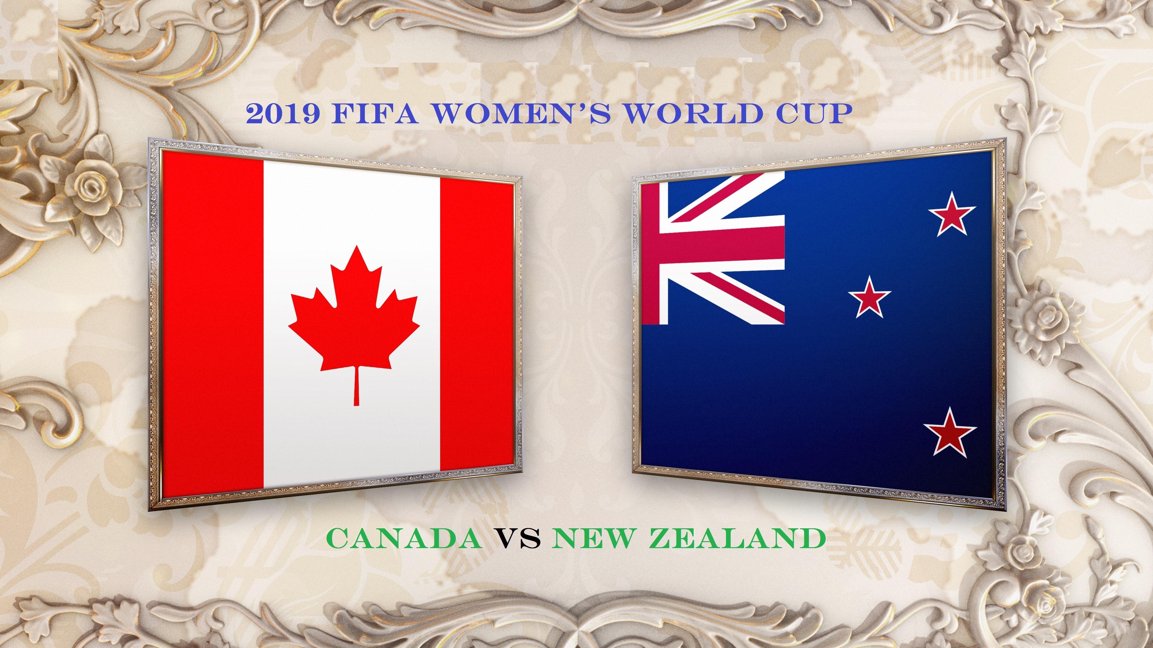 Women's World Cup 2019: Canada vs. New Zealand Live Stream, Prediction, Pick, Match Result