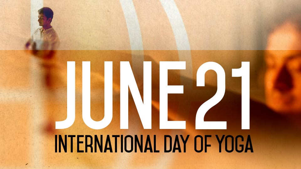 World Yoga Day Posters