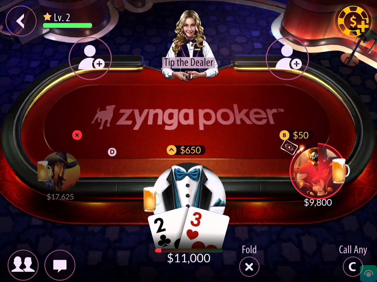 Zynga Poker: Detailed Review And Steps To Download On Android And PC