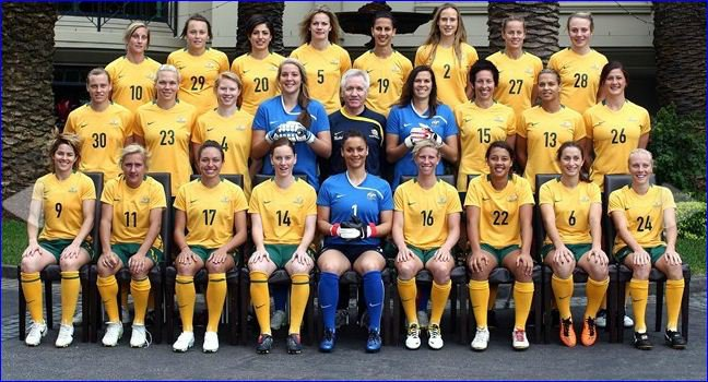 australia women's national football team