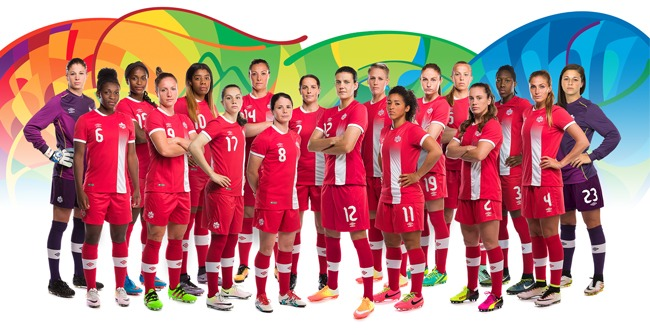 canada women's national football team