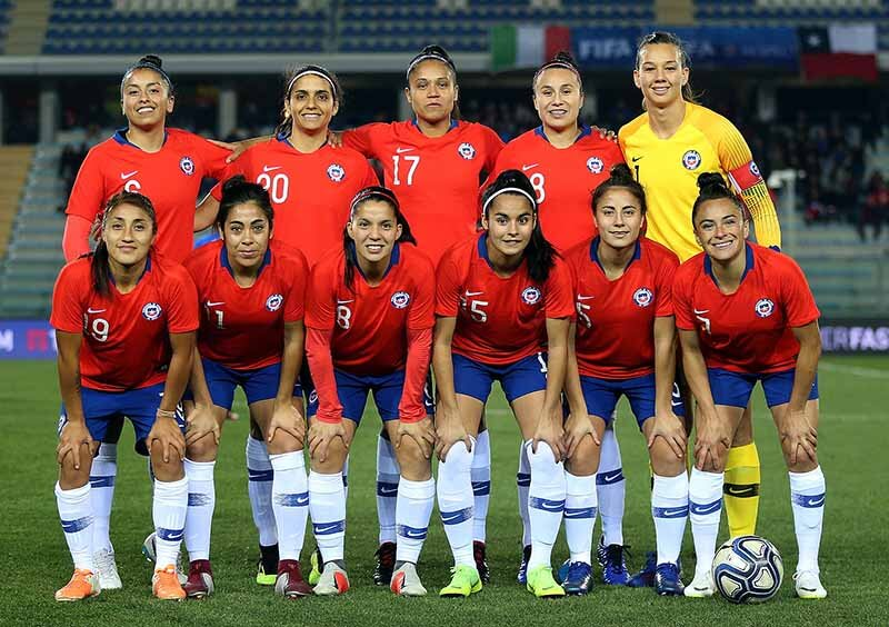 chile women's national football team