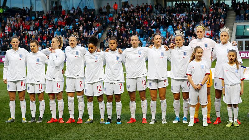 england women's national football team