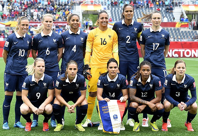 france women's national football team