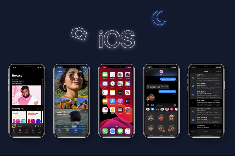 iOS 13: Everything You Need To Know About The Upcoming Software
