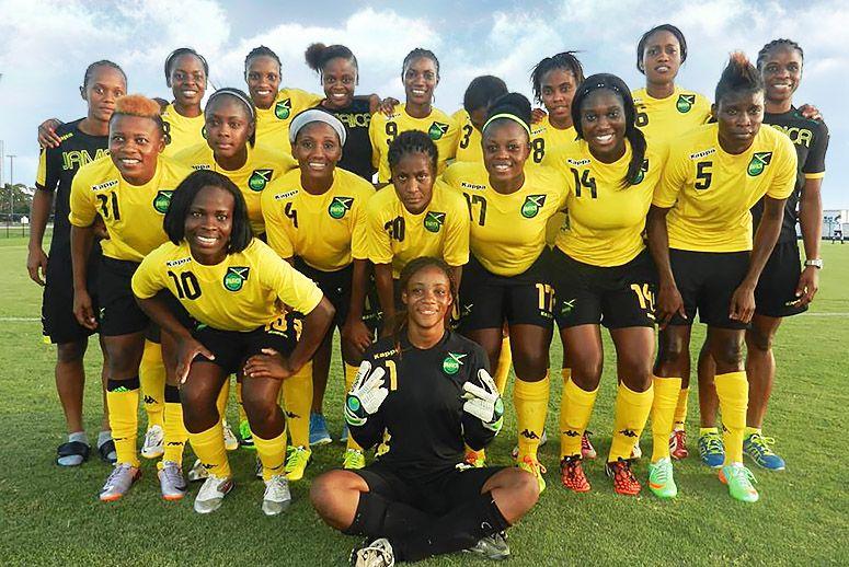 jamaica women's national football team