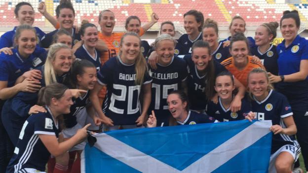 scotland women's national football team