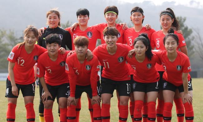 south korea women's national football team