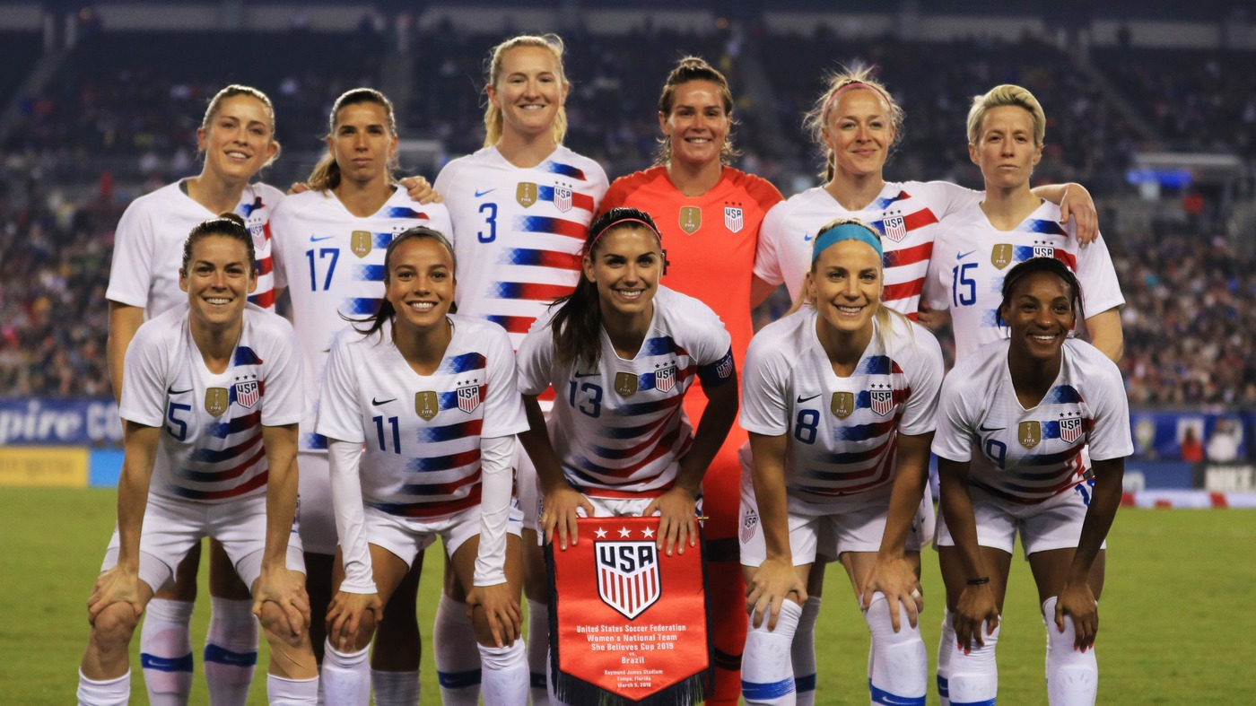 united states women's national football team
