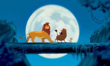 'The Lion King' Rolls into Disney Kingdom of Animals Just Like Us