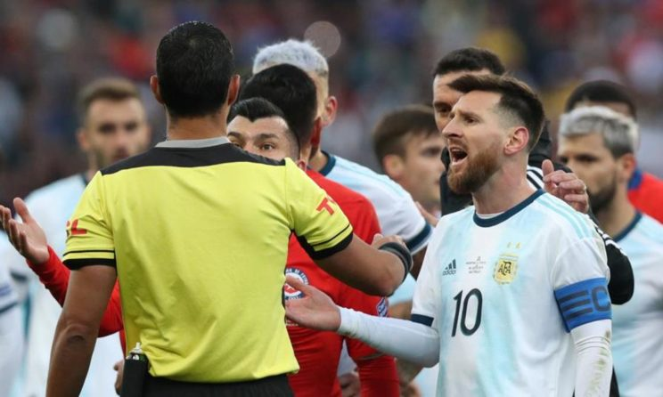 2019 Copa America: Argentina Secured The Third Place In Play-off Against Chile