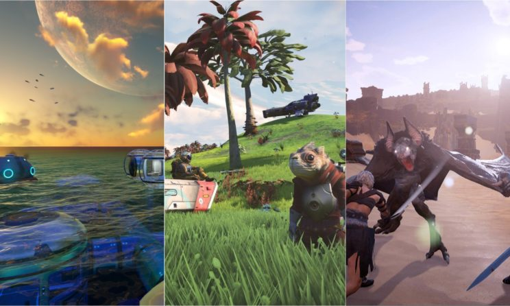 These Are The 5 Best Survival Games For PC 2019
