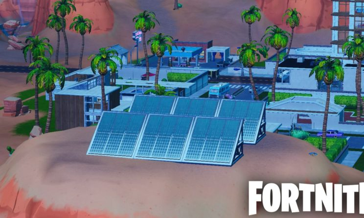 Fortnite Season 9, Week 9 Challenge: Here Is How To Visit The Solar Arrays