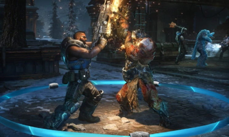Gears 5 Multiplayer Test Mode Starting Soon; Here Is When And How To Join