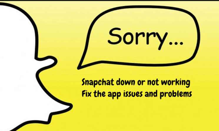 Here Is How To Fix Snapchat Down Or Not Working Issue