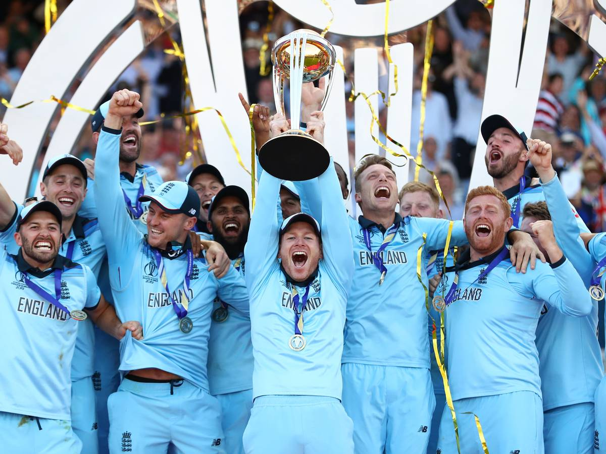 ICC World Cup 2019 Final: England Win Super Over Thriller At Lord's Against New Zealand