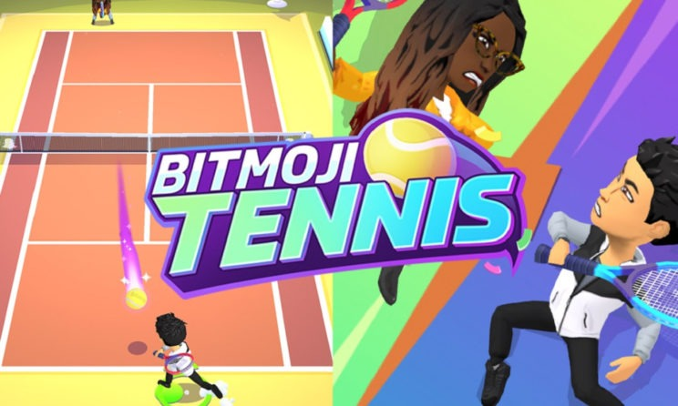 Know Why Snapchat Is Making Mobile Games Like Bitmoji Tennis?