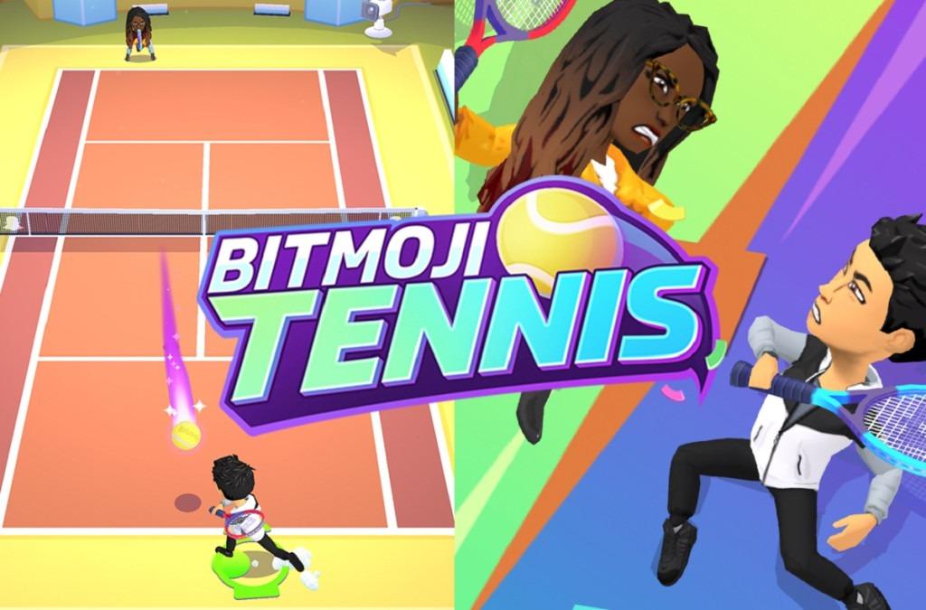 Know Why Snapchat Is Making Mobile Games Like Bitmoji Tennis?