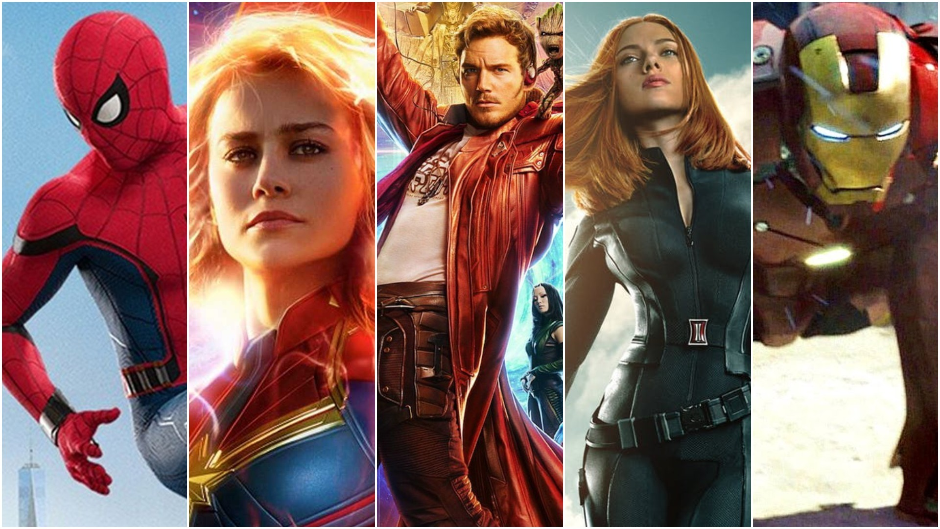 Marvel Cinematic Universe's Next Movies After Spider-Man- Far From Home