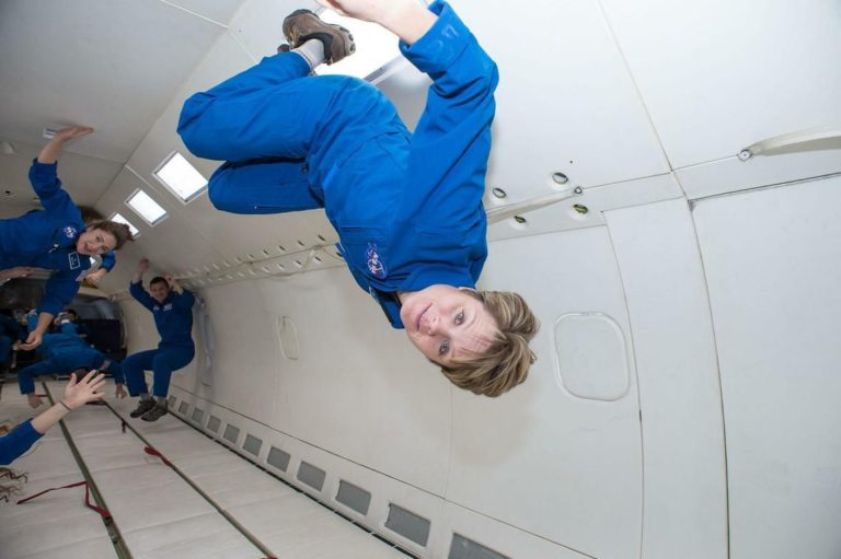 NASA Astronaut, Anne McClain Returns To Earth, Shoots For The Moon