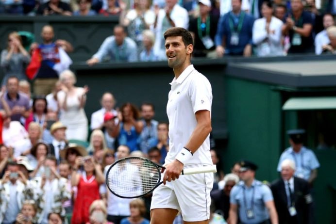 Novak Djokovic Defeated Roger Federer In Five Sets To Win Record-breaking Wimbledon Final Match