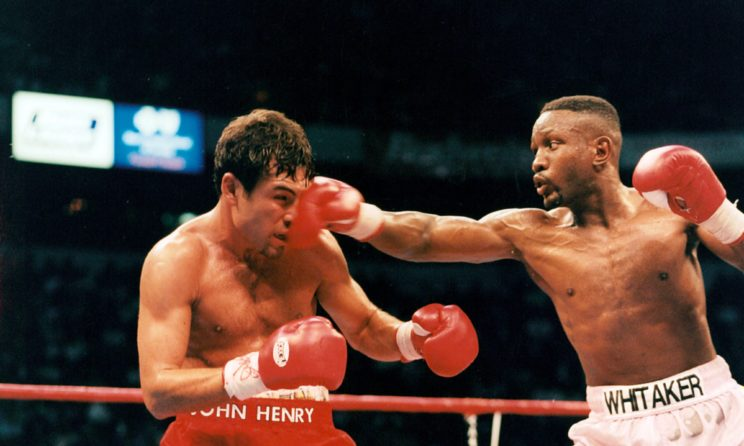 Olympic Boxing Champion Pernell Whitaker Dies At 55