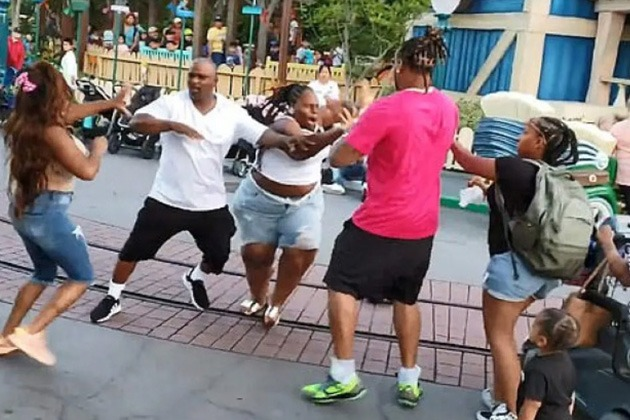 Police Re-opens Case After Family's Disneyland Fight Goes Viral
