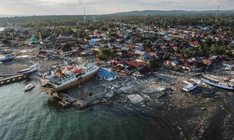 Powerful Earthquake In Indonesia, Authorities Lifted Tsunami Warning