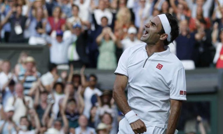 Roger Federer Seeks For A 9th Wimbledon Title, Reached Finale After Defeating Rafael Nadal