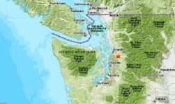 Seattle Earthquake Rattles the Neighbouring Areas, Followed By Aftershock